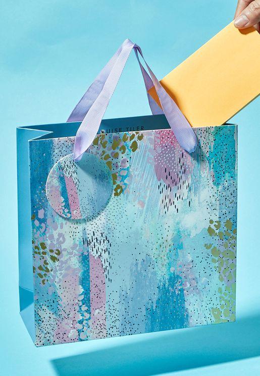 Abstract Medium Gift Bag