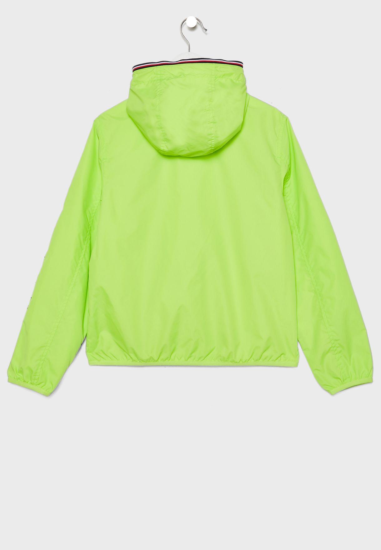 Teen Essential Hooded Jacket