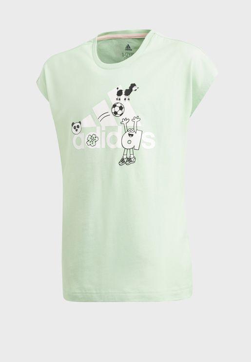 Youth Cleofus T-Shirt