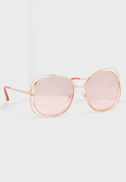 Mayo Rim Bar Sunglasses