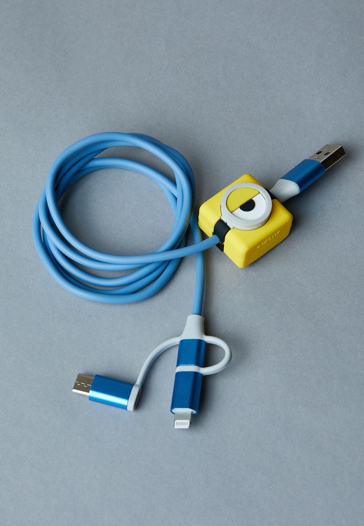 Minions Weighted Cable