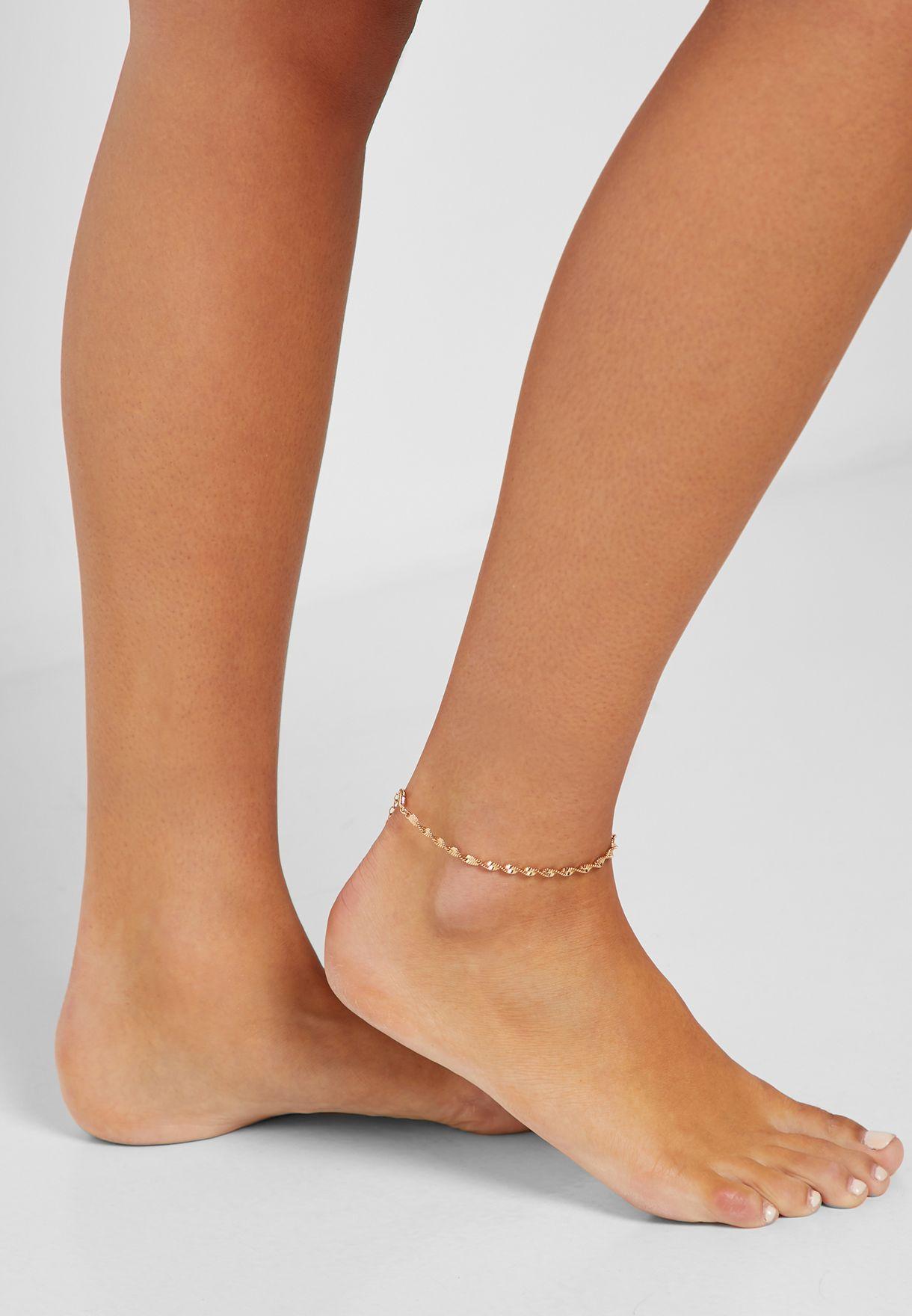 Rhaoni Anklet