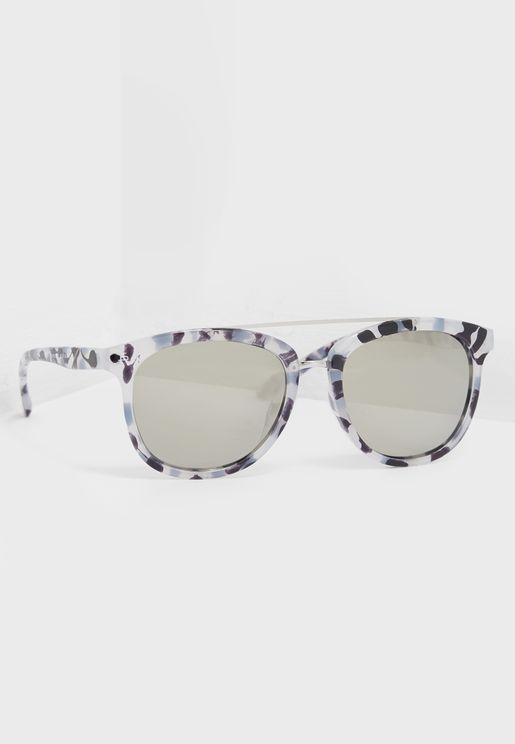 The Judge Oversized Sunglasses