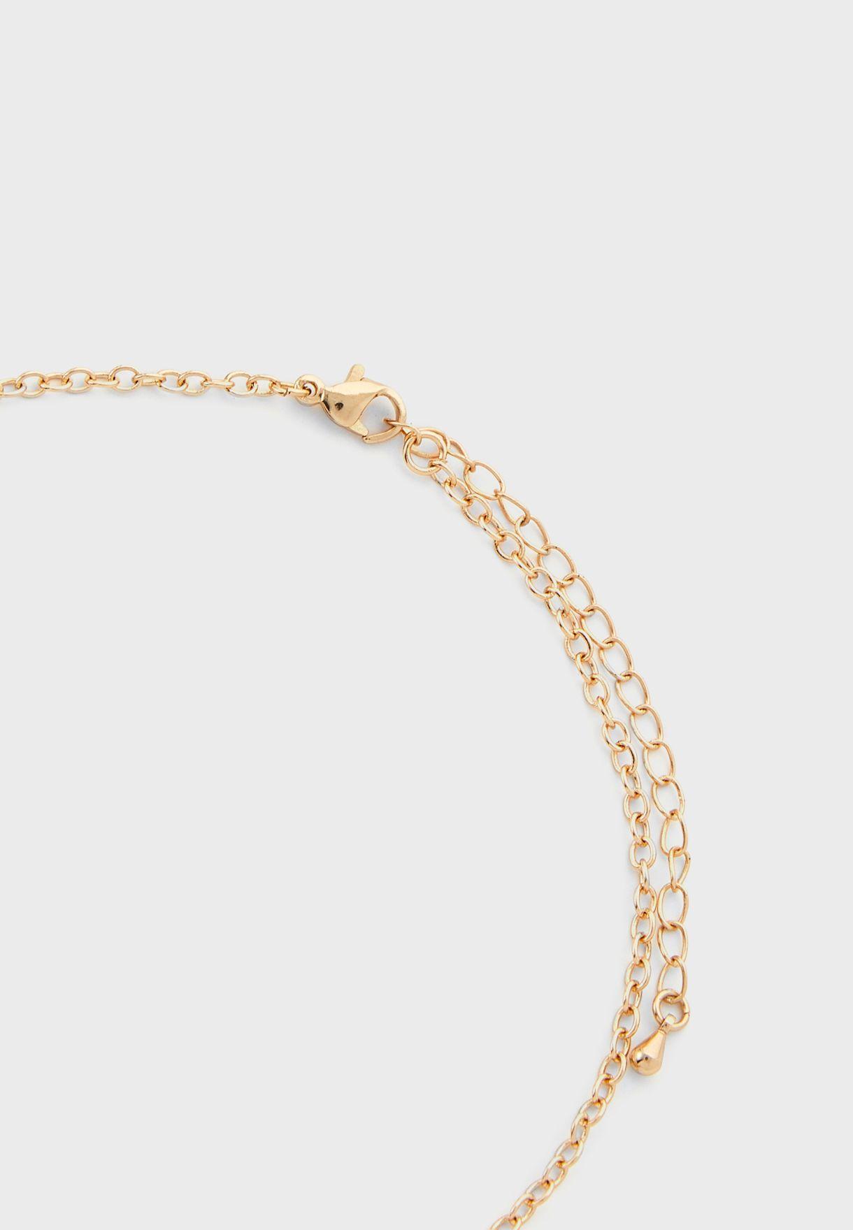 Kids Necklace & Bracelet Set