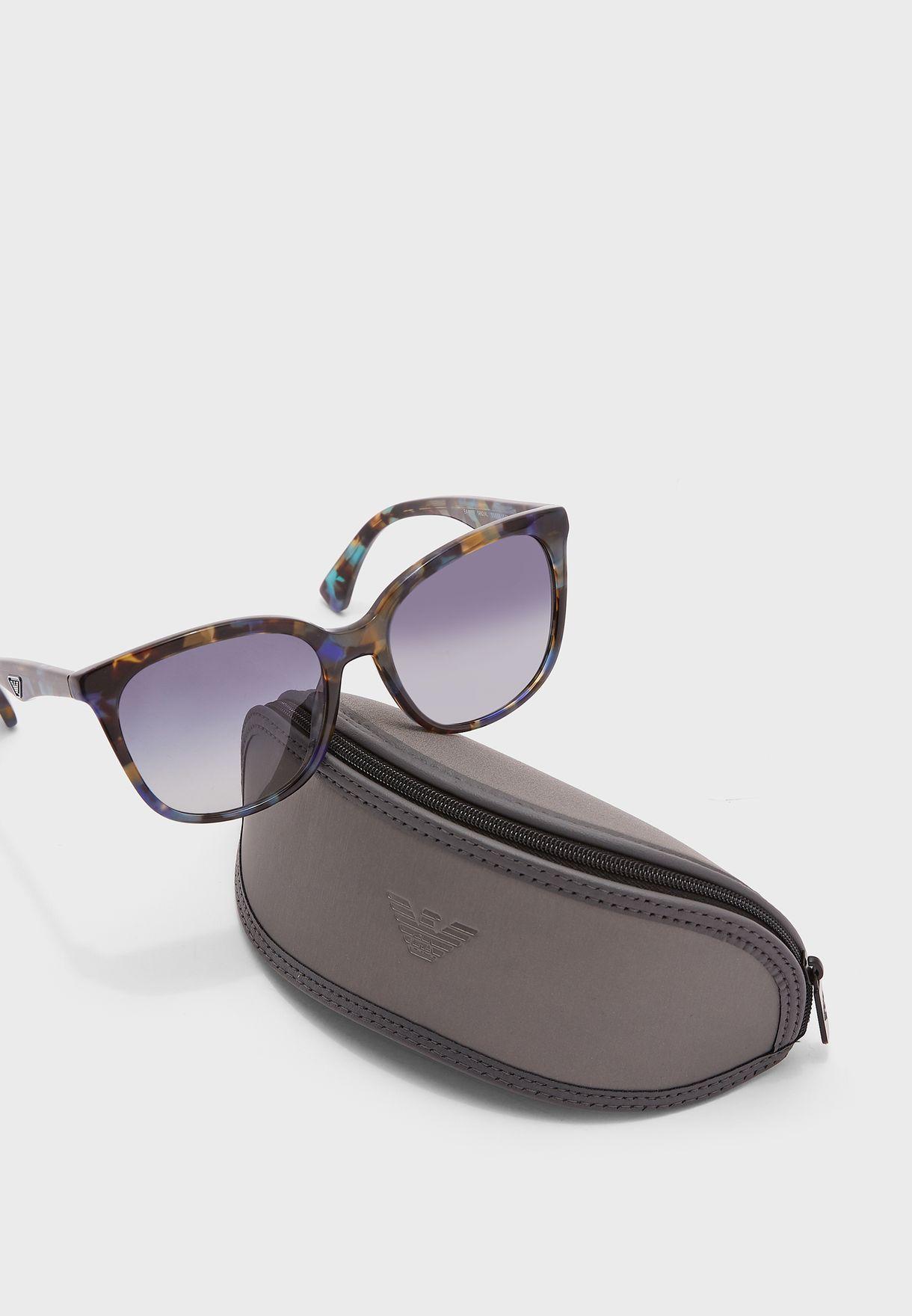 0Ea4157 Oversized Sunglasses