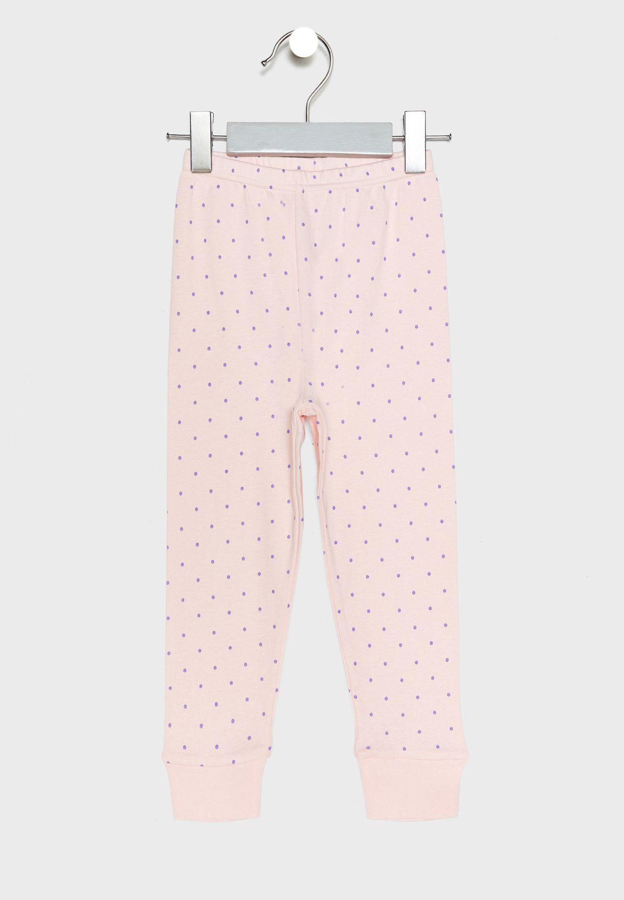 Dotted Pyjama Set