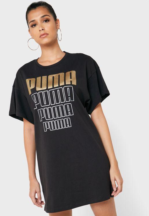Rebel T-Shirt Dress