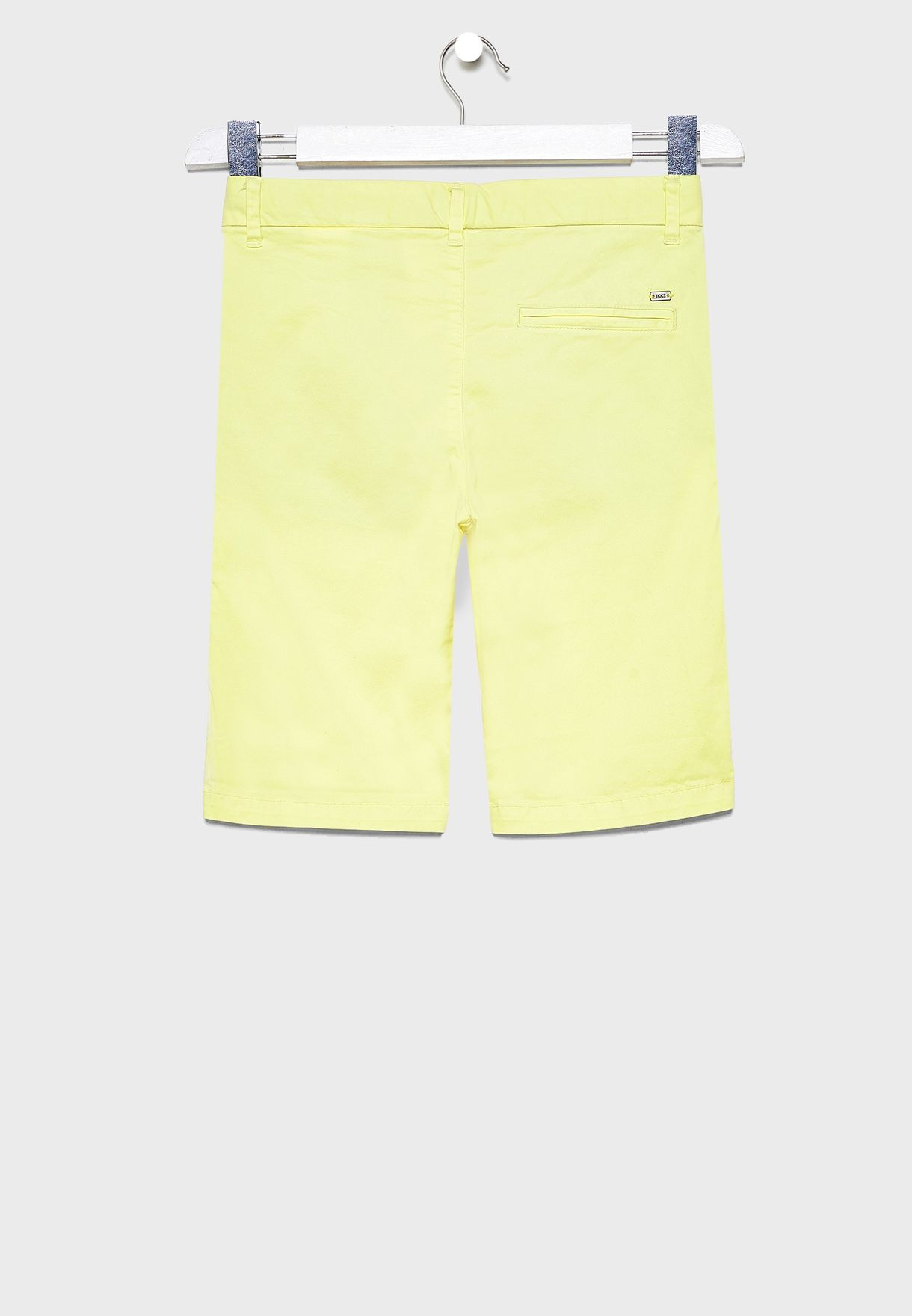 Youth Folded Hem Shorts