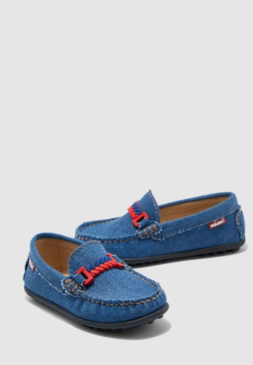 Youth Bit Slip On