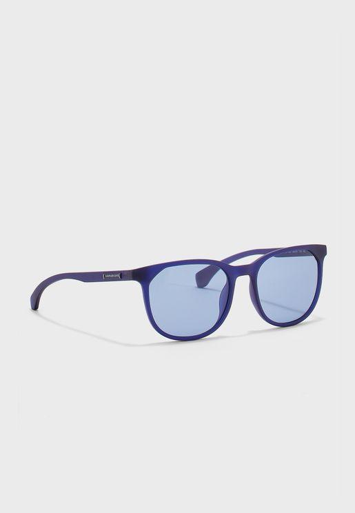 CKJ823S Cateye Sunglasses