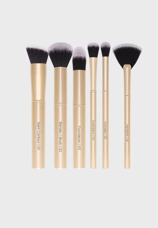 Glossy Brush Set