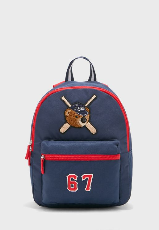 Kids Baseball Backpack