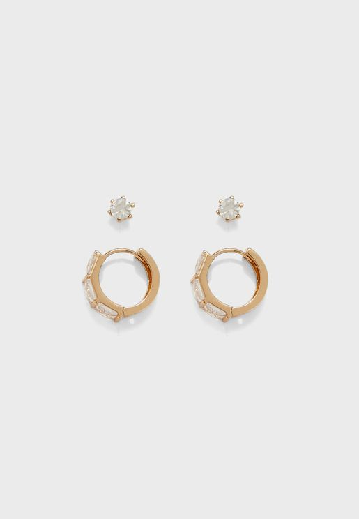 Alfonseca Stud Earring