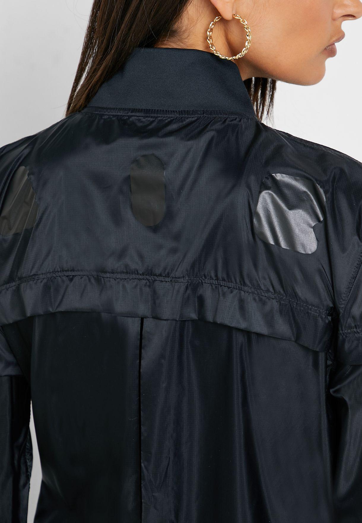 Buy Nike Black Nsw Futura Air Jumpsuit For Women, Uae 72704at92pbp
