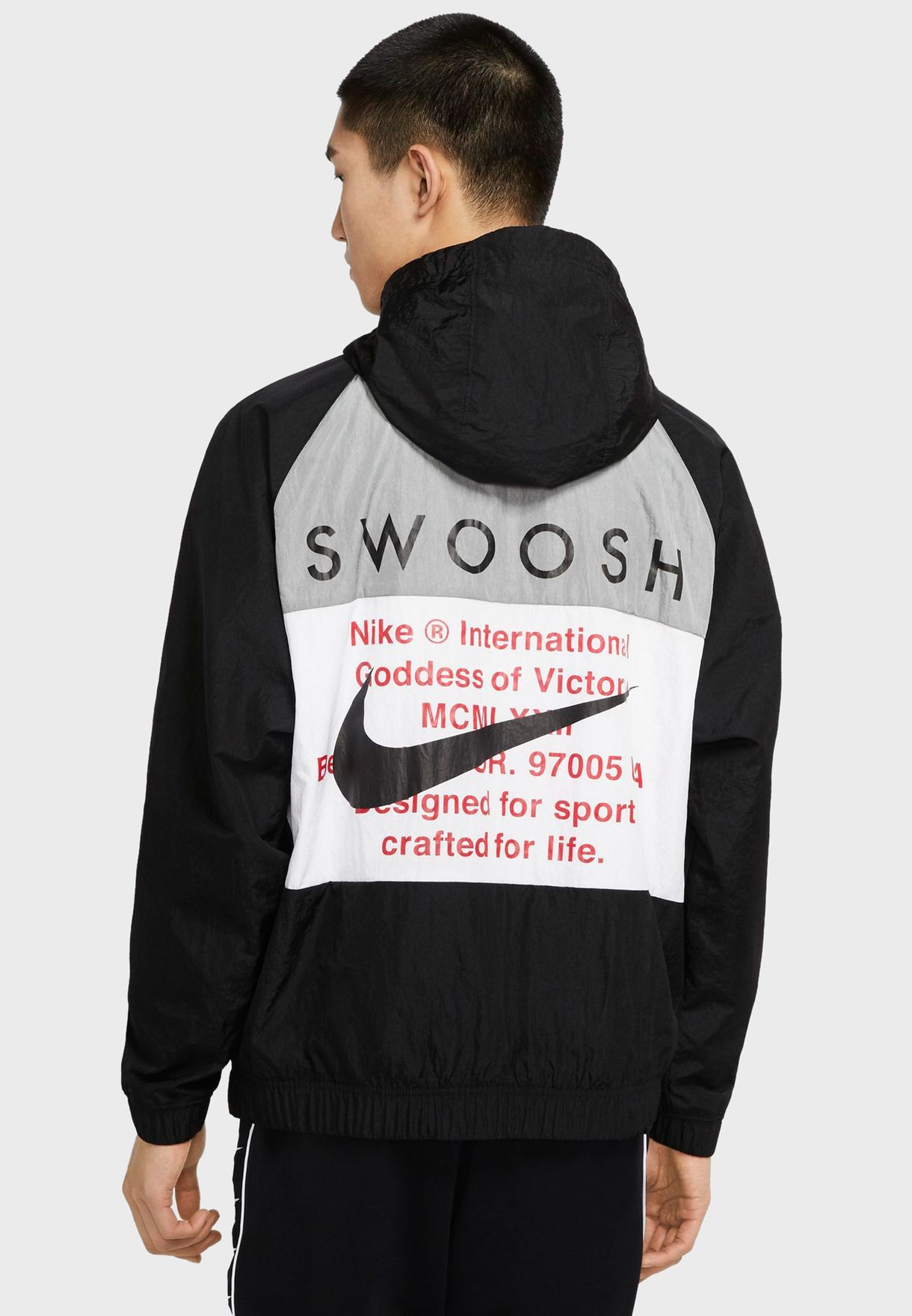 NSW Air Hooded Jacket
