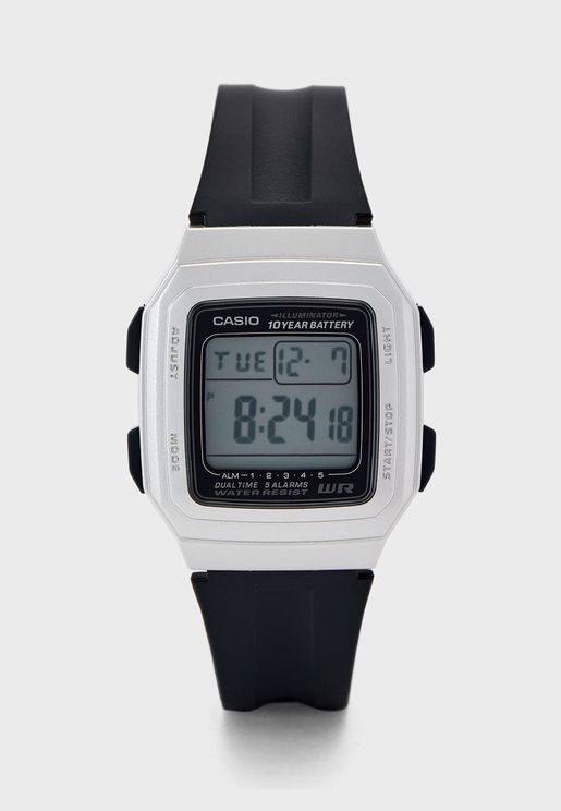 F-201WAM-7AVDF Digital Watch