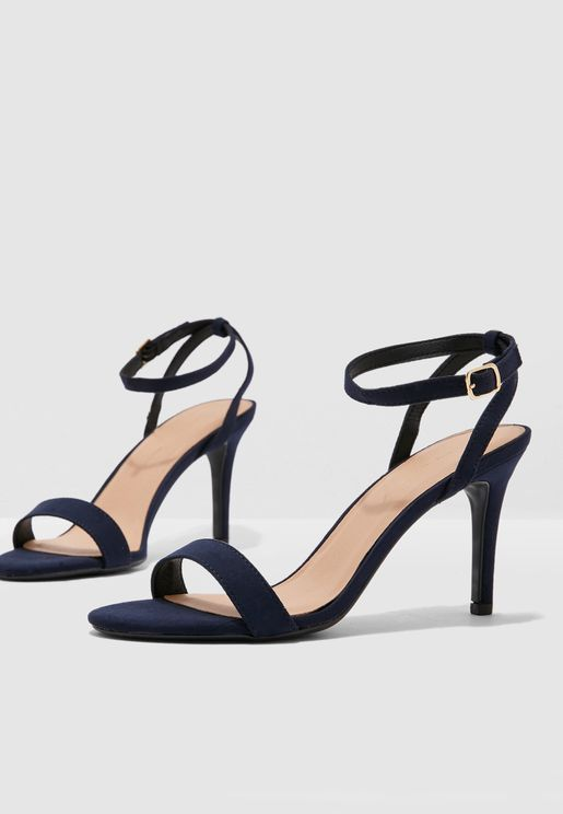 Scorpion Sandal - Navy