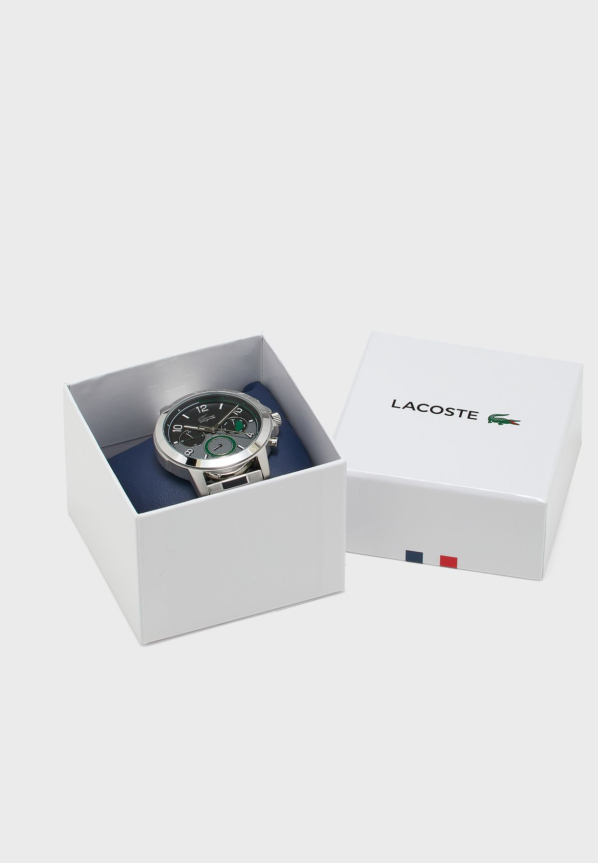 Topspin Analog Watch
