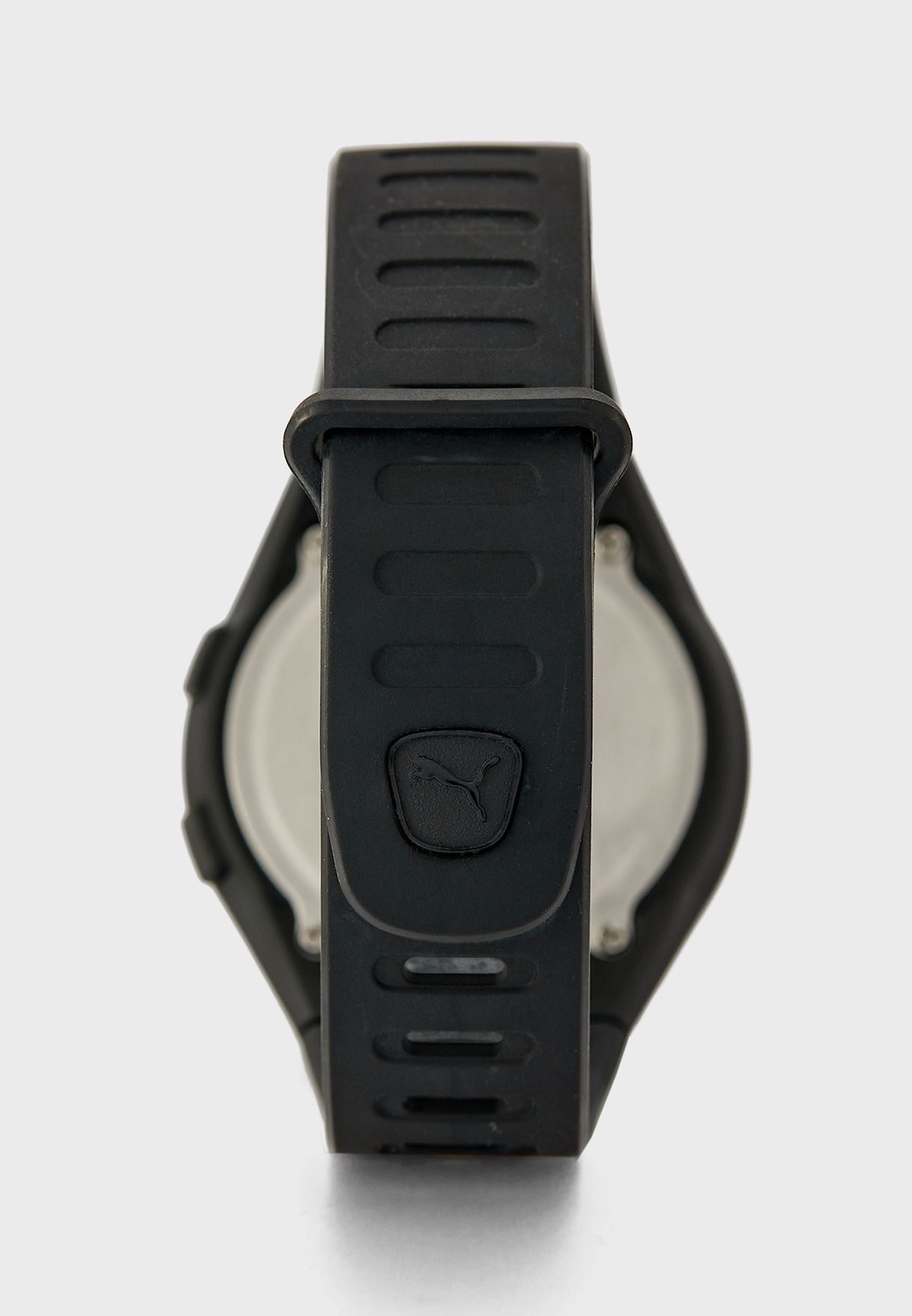 P5049 Silicone Strap Analog Watch
