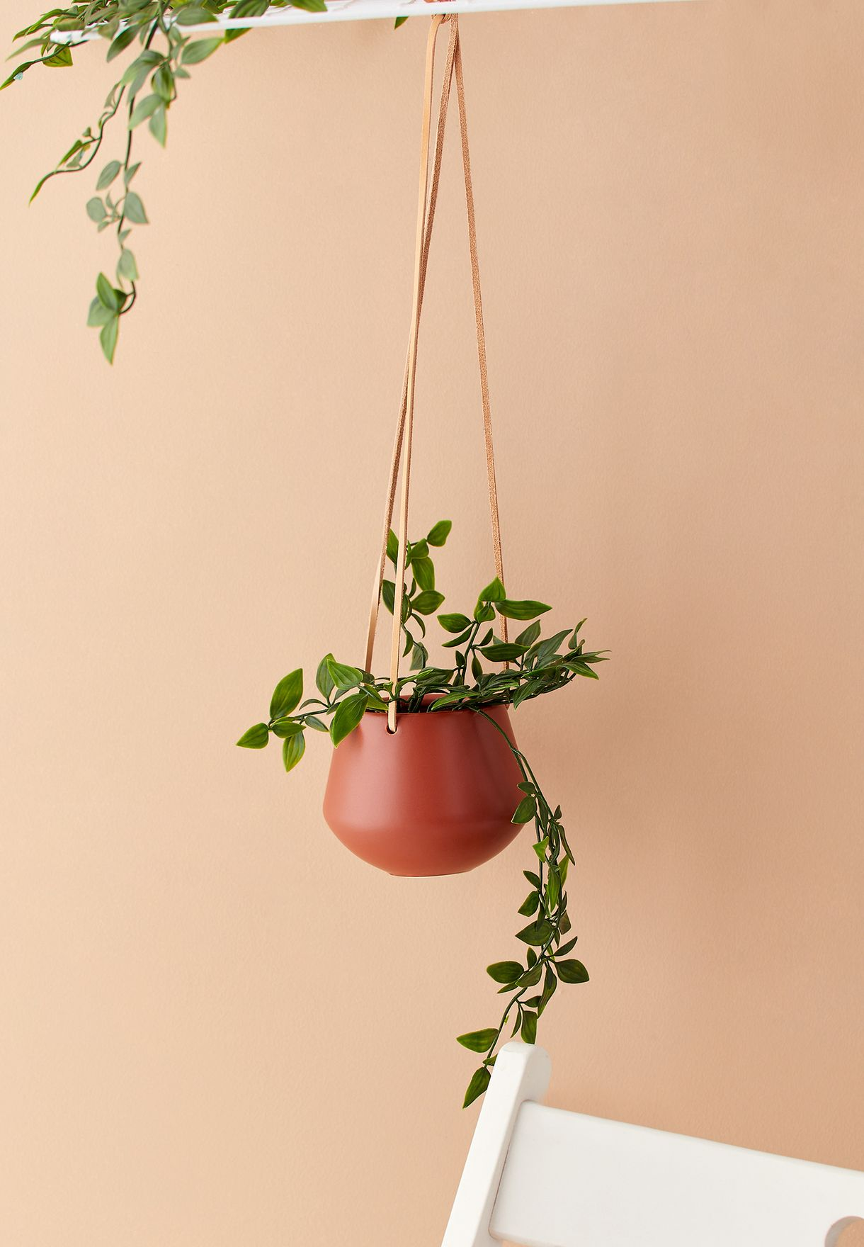 Hanging Pot Skittle Planter