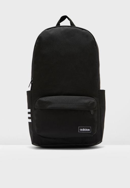 Classic 3 Stripe Backpack
