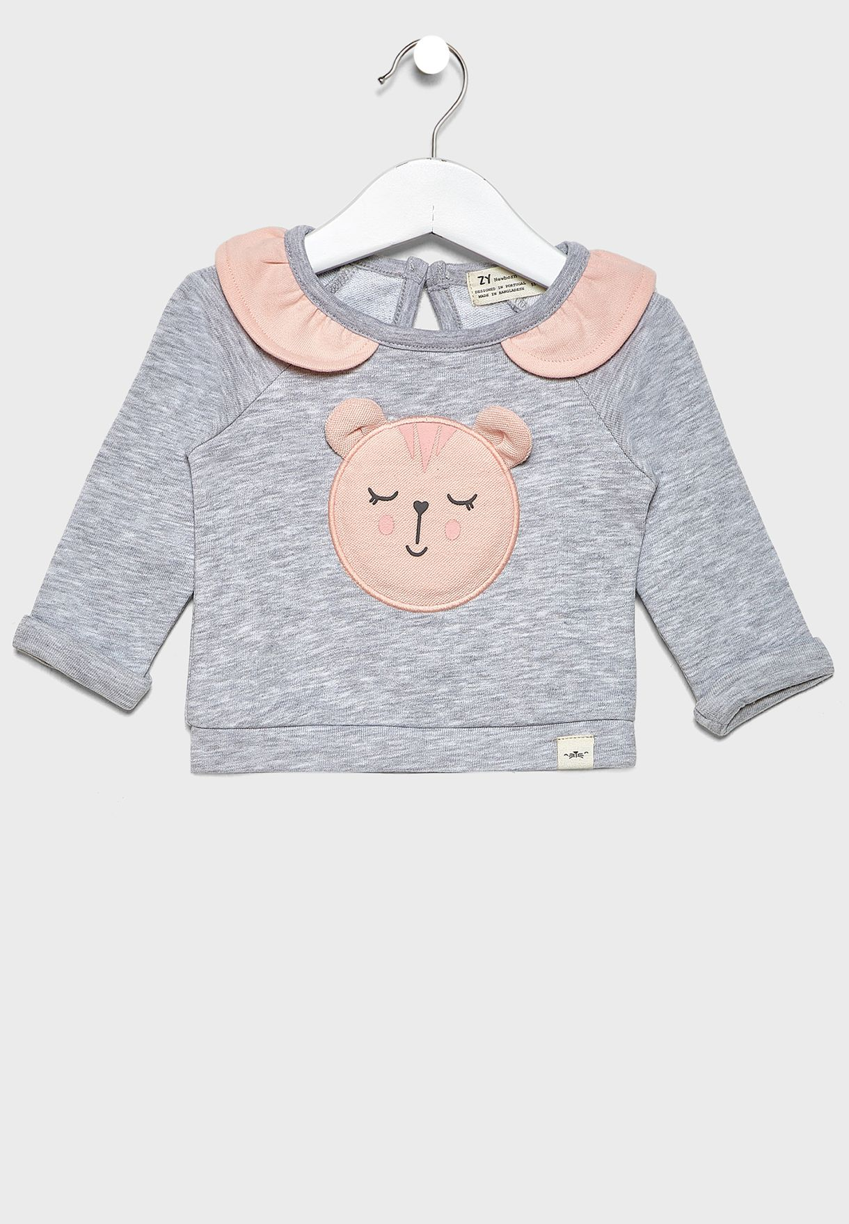 Infant Panda Sweatshirt