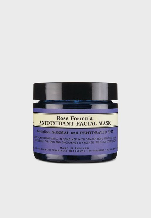 Rose Formula Cleansing Facemask , Org