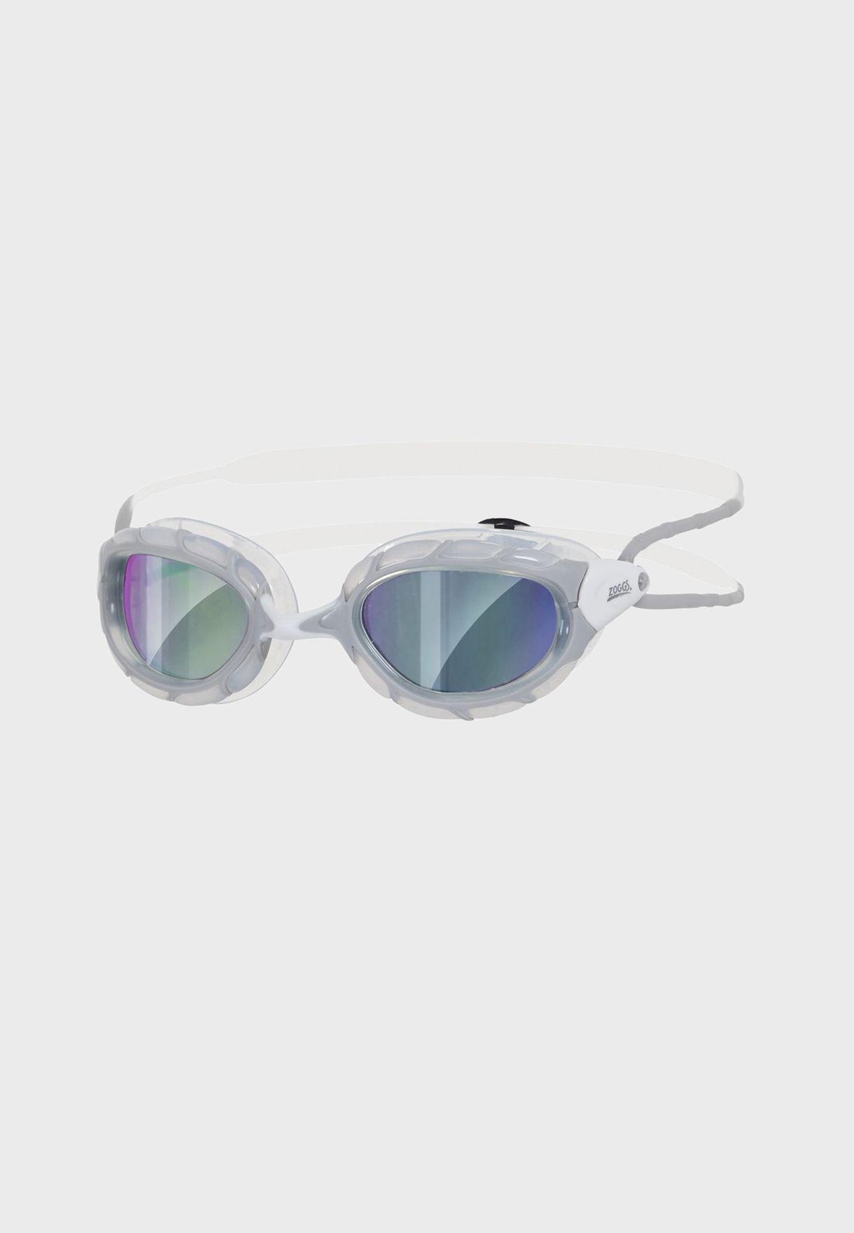 Predator Mirror Swimming Goggles