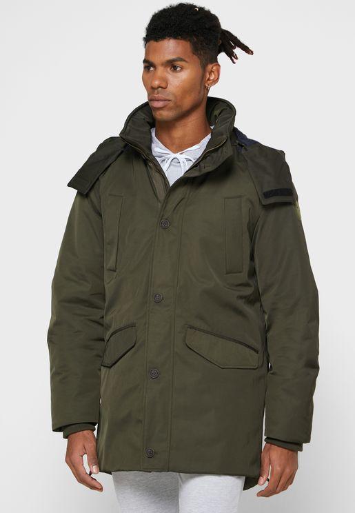 Tempest Warm Parka Jacket