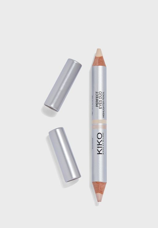 Duo Highlighter Pencil For The Eye Contour