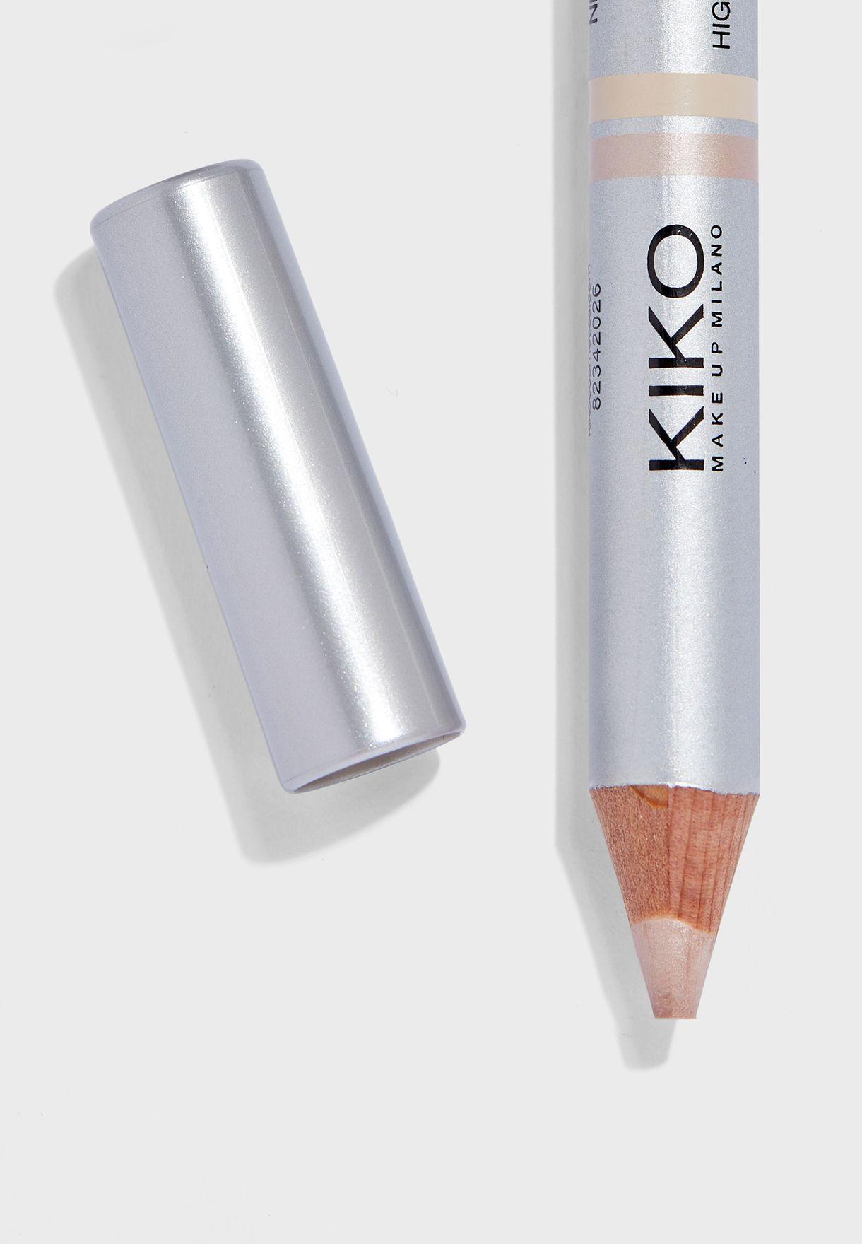 قلم هاي لايتر ثنائي لتحديد العين