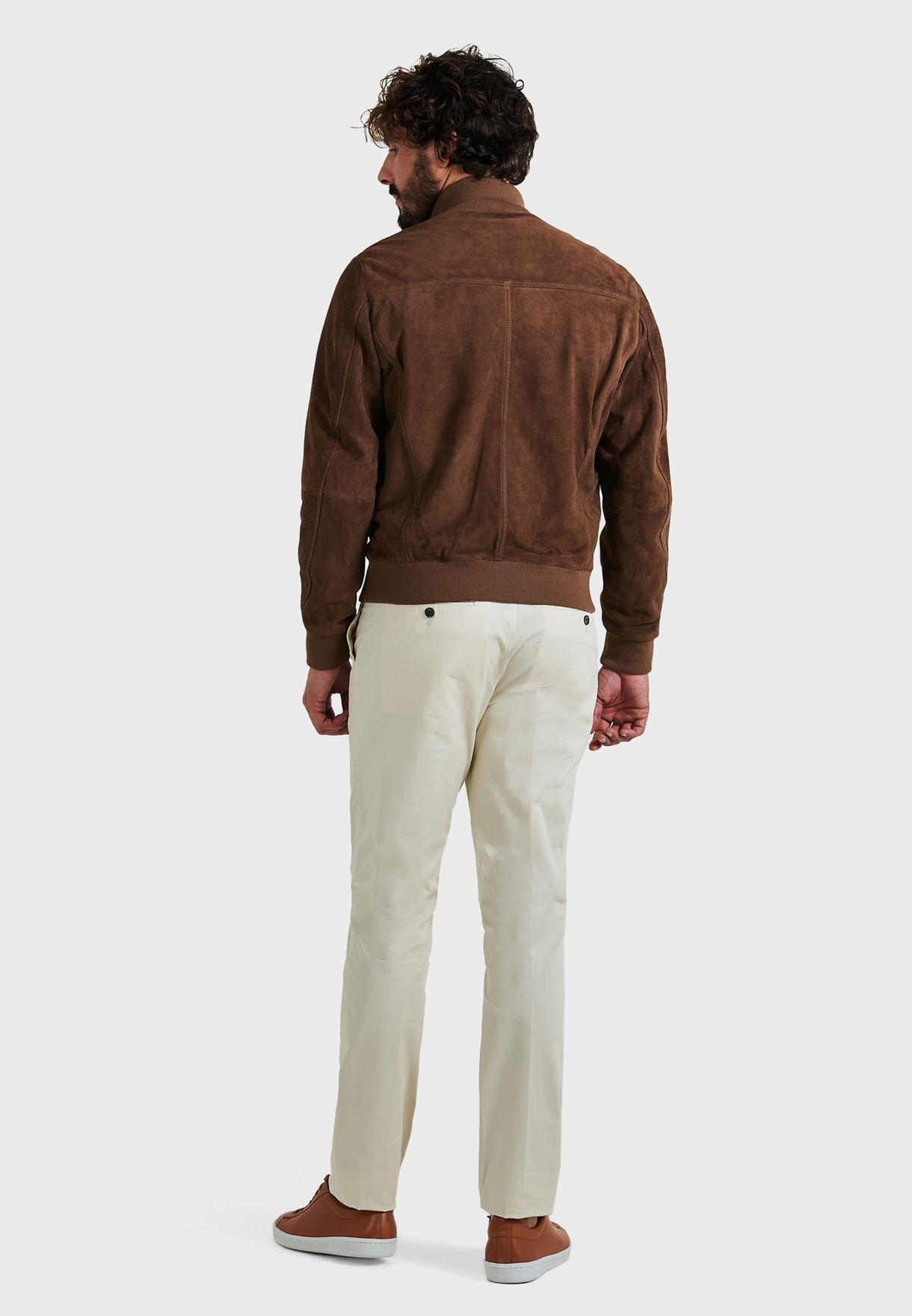 Pocket Detail Jacket
