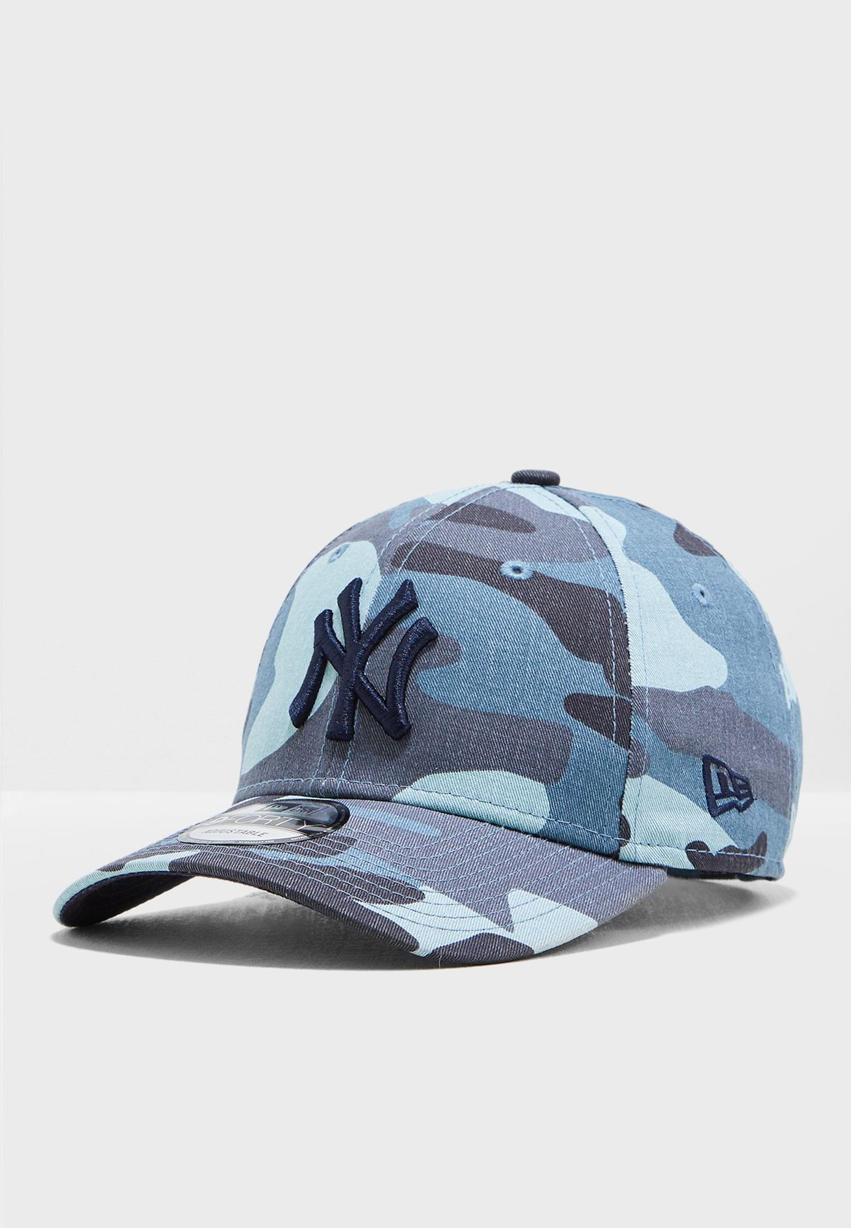 cbe05d7377d24 Shop New Era prints 9Forty New York Yankees Camo Cap 11871650 for ...
