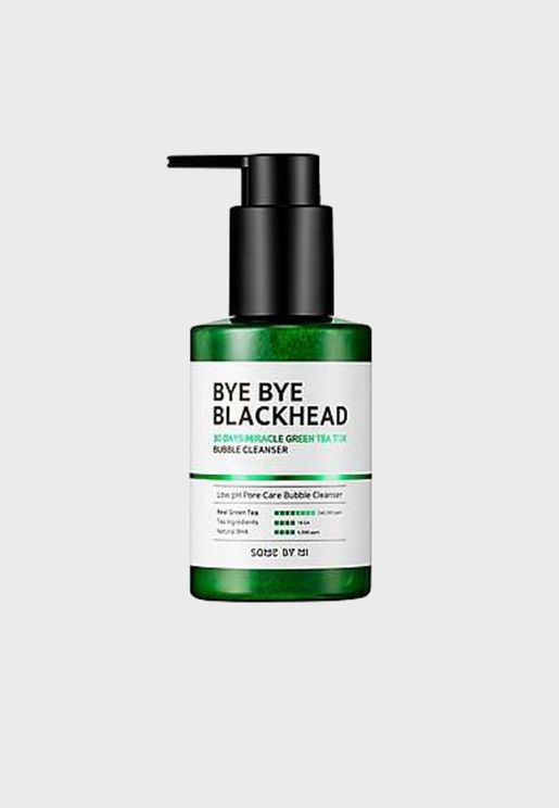 Bye Bye Blackhead Bubble Cleanser