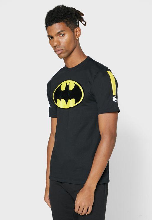 تيشيرت بطبعة باتمان
