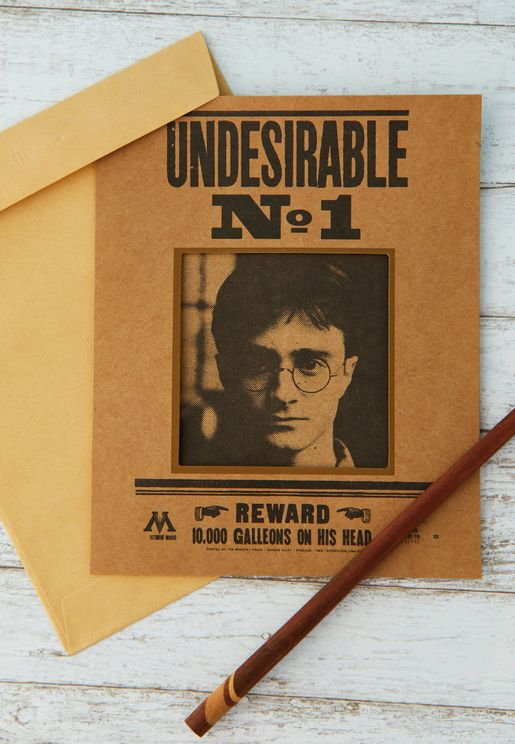 Undesirable No.1 Birthday Card
