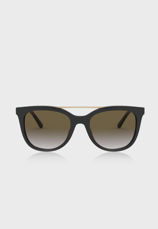 0TY7147 Shape Sunglasses