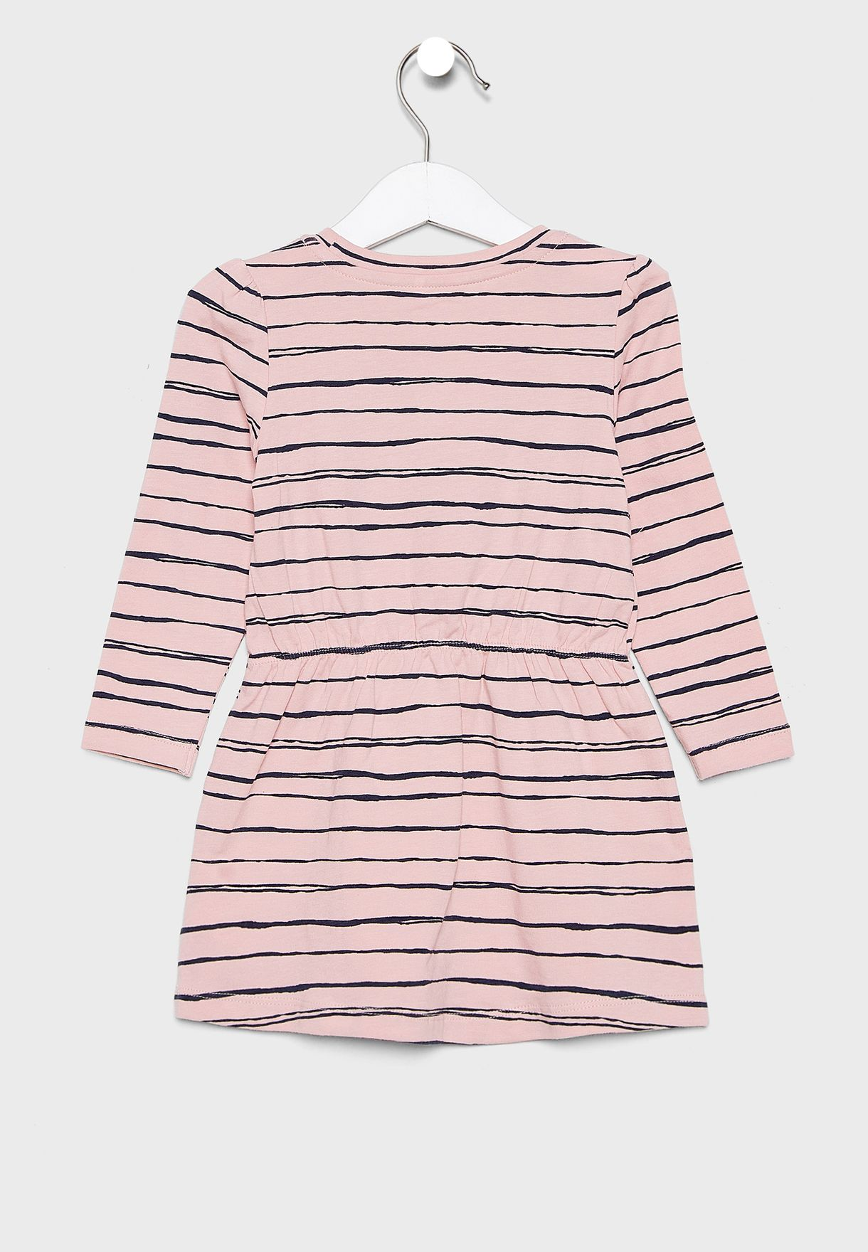 Kids Minnie Striped Dress