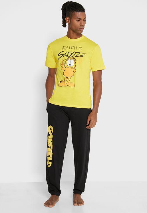 Garfield Pyjama Set