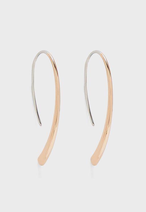 Elin Cuff Earings