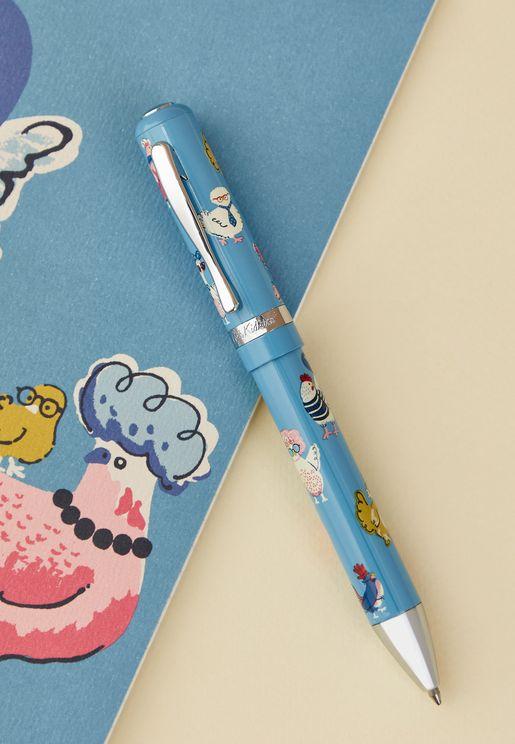قلم حبر سميك