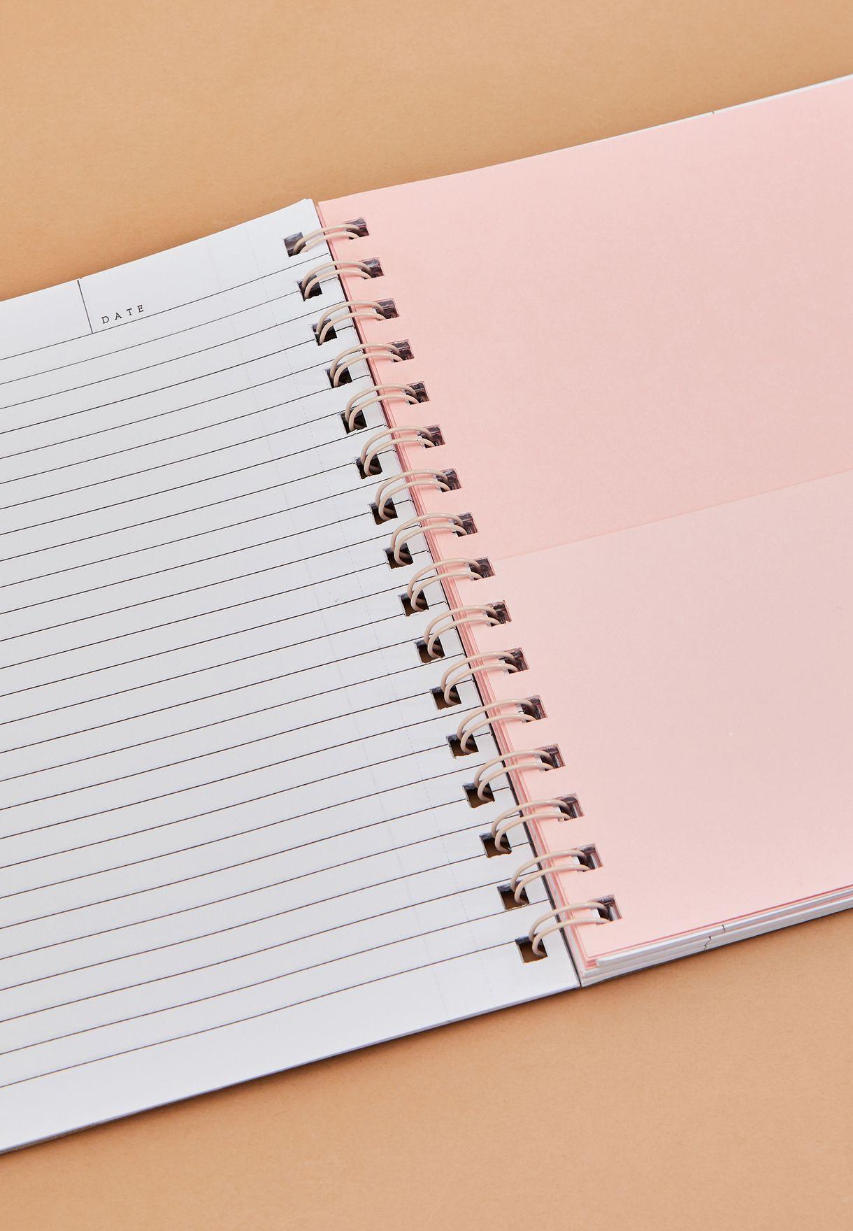 A5 Campus Notebook