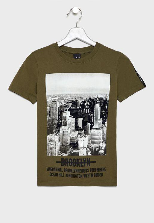 Teen Brooklyn T-Shirt
