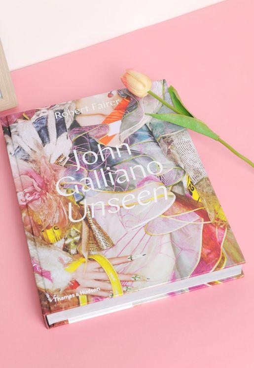 كتاب جون جاليانو: ان سين