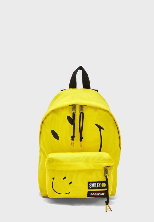 Orbit Smiley Backpack