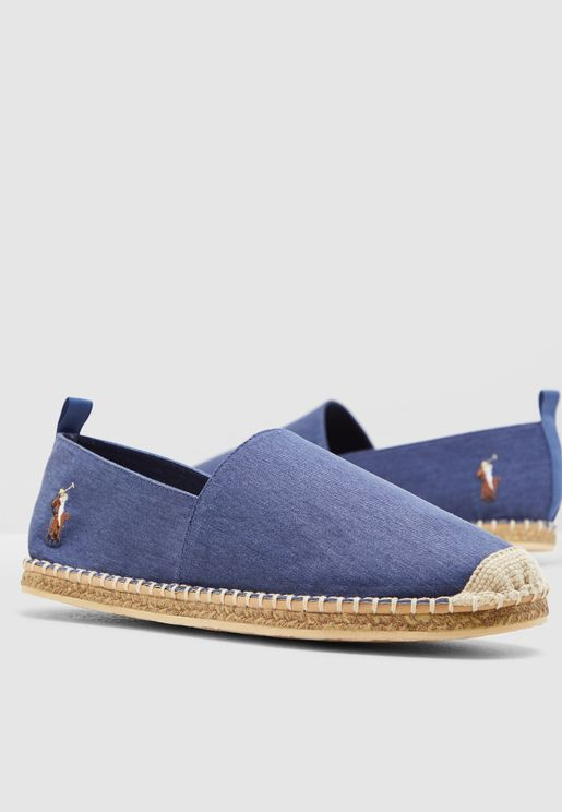 Barron Casual Slip Ons