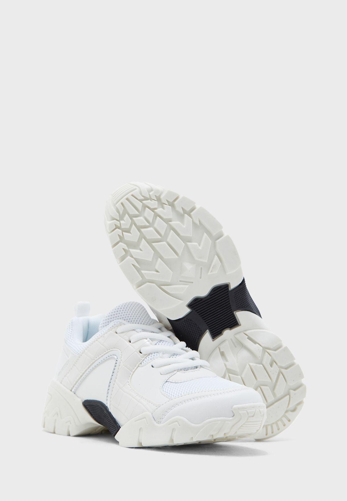 Croc Chunky Sneakers