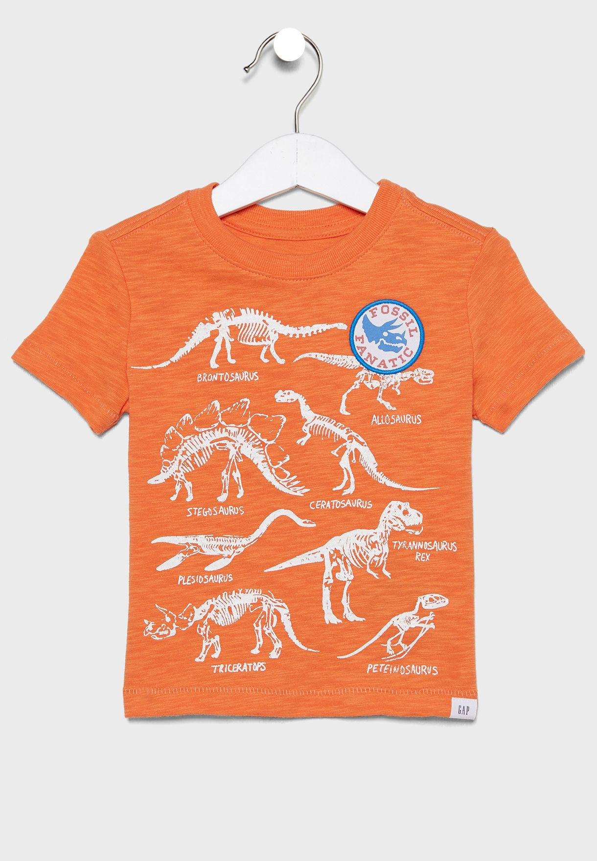 Gap orange Kids Graphic T-Shirt 545759