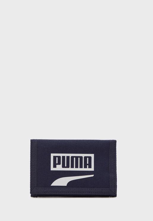 محفظة بشريط فيلكرو