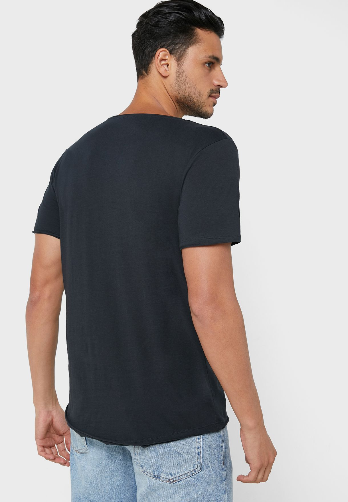 Moulder Crew Neck T-Shirt